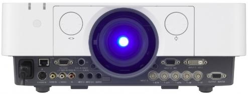 Videoproiectorul Sony VPL-FX35 conectori